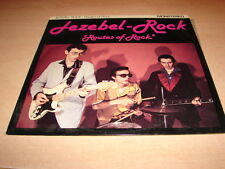 JEZEBEL ROCK - ROUTES OF ROCK !!!!!!!!! RARE FRENCH VINYL 25 CM/10""