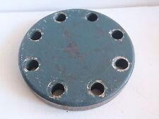3 300 B16 A105 FLN  Weldbend Neck Flange Cap