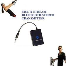 KOKKIA A10m (Black) MULTI-STREAM Universal EDR Bluetooth Stereo Transmitter