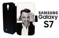 COVER FLIP TIZIANO FERRO for SAMSUNG GALAXY S7 203