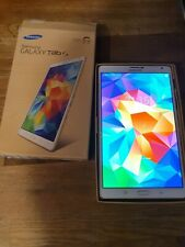 Samsung Galaxy Tab S SM-T705 16GB, Wi-Fi + 4G  8.4in 3GB RAM