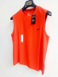 Nike Mens DRI-FIT Sleveless Tank Top