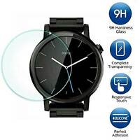 2X Tempered Glass Screen Protector Guard For Motorola Moto 360 42 mm (2nd gen)