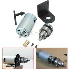 5V-12V 1500mA Mini Hand Drill Set Drill Chuck 555 Motor Seat DIY Component Tools