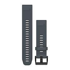 Garmin fenix 5 QuickFit Bands (22mm) Granite Blue Silicone