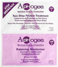 ApHogee Two Step Protein Treatment & Balancing Moisturizer Combo W/Free Shipping