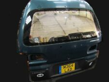 Mitsubishi Delica L400 94- High roof rear door tailgate panel hatch panel glass