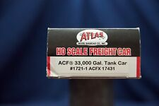 Atlas Model Railroad 1721-1 , ACF 33,000 Gallion Tank Car   ACFX 17431