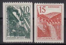 Yugoslavia: * mié 839-840. frase con falzspuren prestigio-MW 18,- (3a-81#1)