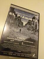 Dvd  EL PIANISTA EDICION ESPECIAL