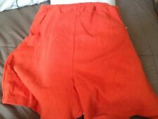 POLO Ralph Lauren Woman's 100% Heavy Weight Ribbed Cotton Shorts Size PL W/Tags