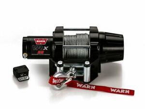 For 1987-1995, 1997-2006 Jeep Wrangler Winch Warn 35829ZV 1988 1989 1990 1991