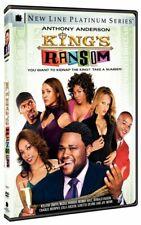 Like New WS DVD King's Ransom (2005) Kellita Smith Nicole Parker Regina Hall
