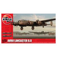 Airfix A08001 Avro Lancaster B.II Military Bomber Plane Model Kit (Scale 1:72)