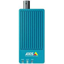 Axis Video Encoder M7011 For LPR-700 RageCams License Plate Camera NVR Adapter