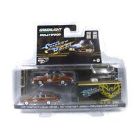 "Greenlight 31080-B ""Smokey and the Bandit"" Pontiac LeMans Safari braun 1:64 NEU°"