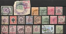 Malaysia and states 1900's used selection
