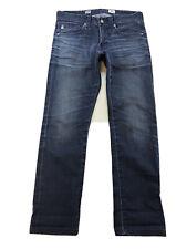 Adriano Goldschmied Women's Medium Wash Matchbox Slim Straight Jeans 29