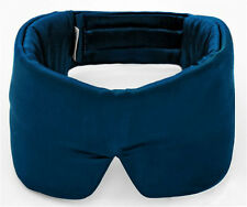 Sleep Master Fully Adjustable, Light-Weight and Breathable Cool Satin Sleep Mask