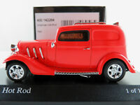 Minichamps 400 142264 American Hot Rod in rot 1:43 NEU/OVP, Limited Edition