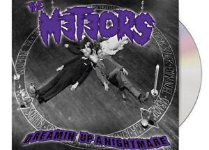 The Meteors - DREAMIN' UP A NIGHTMARE (LTD.DIGI CD) * New album July 2020