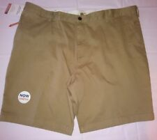 Dockers Men's Classic Fit Perfect Shorts Khaki Stretch Size 44 NWT