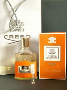 CREED Viking Cologne EDP 3mL sample spray ~ NEW RELEASE Genuine next day postage
