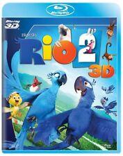 RIO 2 3D - 2 BLU-RAY 3D/2D