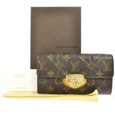 Louis Vuitton Portefeuilles Sarah Long Wallet Purse Clutch Monogram Etoile 12461