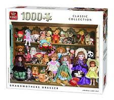 King Grand-Mère Commode Puzzle (1000 Pièces)