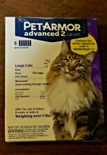Pet Armor Advanced 2 for Large Cats 6pk
