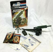 1984 Hasbro GI Joe ARAH Mountain Howitzer Boxed Complete Instructions FREESHIP