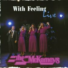 With Feeling Live - The McKameys - CD