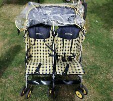 Cosatto Pram/ Buggy Double Pushchair, stroller