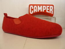 Camper Wabi K200684 - 005 Red Felt Wool Slip On House Slipper Ladies