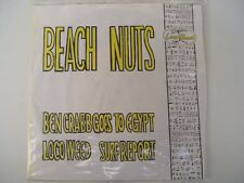 Beach Nuts - Ben Crabb Goes To Egypt/Loco Weed/Surf Report(7 (45RPM:EP