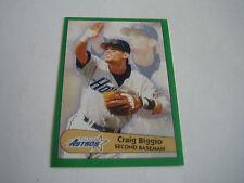 1996 Panini Baseball Craig Biggio Sticker #57***Houston Astros***