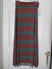 Lularoe Maxi Fold-Over Waist Skirt Size S NWT