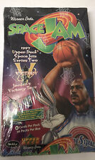 1996-97 Upper Deck Space Jam Michael Jordan Basketball Hobby Box Series 2 Sealed