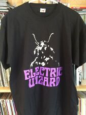 Electric Wizard Witchcult Today Shirt XL NOS Morbid Angel Yob Ramesses Sleep