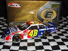 JIMMIE JOHNSON 2003 MONTE CARLO POWER OF PRIDE ELITE  (SEE DESCRIPTION)