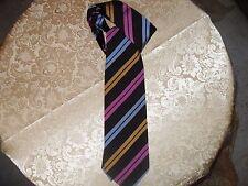 Cravatta LES COPAINS in misto seta.