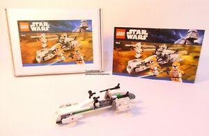 LEGO STAR WARS BARC SPEEDER FROM SET 7913 GENUINE MODEL NO MINIFIGURES
