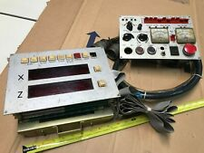 Mazak M4 1000 operator interface panel and axis display for parts or repair