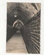 Champagne Pommery & Greno Reims Gallery Piles Of Bottles Postcard France 559a