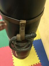Custom Indiana Jones Style Bullwhip Holder