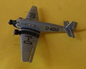 Modell > JUNKERS Ju 52/3 m (Tante Ju) - Lufthansa - Maßstab 1:160 - Herpa