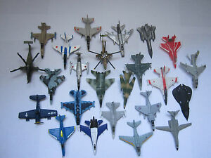 Furuta Choco Egg Micro Machines Aircraft Helicopters Predator F-35 Flanker Migs