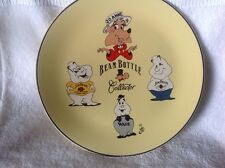 Large Wade Jim Beam Collectors 1996 Plate 10 Inches
