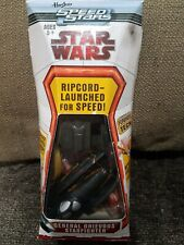General Grievous' Starfighter Star Wars Action Figure NEW IN BOX Speed Stars